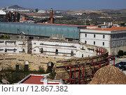 Картахе́на (исп. Cartagena) — город в Испании, в автономном сообществе Мурсия. (2013 год). Стоковое фото, фотограф Майя Галенко / Фотобанк Лори
