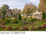 Купить «Кисловодск. Курортный бульвар», эксклюзивное фото № 12895514, снято 6 октября 2015 г. (c) Svet / Фотобанк Лори