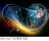 Купить «Human Technologies», иллюстрация № 12899162 (c) PantherMedia / Фотобанк Лори