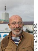 Александр Розенбаум (2015 год). Редакционное фото, фотограф Иван Малыгин / Фотобанк Лори