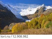 Осень в Кавказских горах. Стоковое фото, фотограф александр жарников / Фотобанк Лори