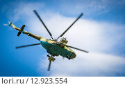 Вертолёт. Стоковое фото, фотограф Vladimir Veseliy / Фотобанк Лори