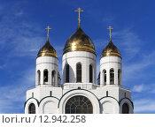 Купить «Christ-Erlöser-Kathedrale in Kaliningrad, Königsberg», фото № 12942258, снято 25 мая 2019 г. (c) PantherMedia / Фотобанк Лори