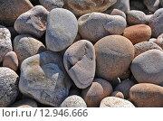 Береговые камни на озере Байкал. Стоковое фото, фотограф Вячеслав Варбасевич / Фотобанк Лори