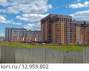 "ЖК ""Татьянин парк"", Москва, фото № 12959802, снято 17 июня 2015 г. (c) ДЕНЩИКОВ Александр Витальевич / Фотобанк Лори"