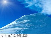 Купить «Silvretta Alps winter view (Austria).», фото № 12968226, снято 21 января 2015 г. (c) Юрий Брыкайло / Фотобанк Лори