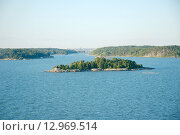 Вид на Турку с моря. Стоковое фото, фотограф Валерий Аноприенко / Фотобанк Лори