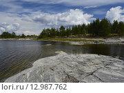 Ладожские камни. Стоковое фото, фотограф Светлана Ройз / Фотобанк Лори