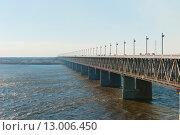 Мост через Амур. Стоковое фото, фотограф Павел Мрастев / Фотобанк Лори