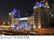 Театр Эстрады в Москве (2015 год). Редакционное фото, фотограф Ксения Ларкина / Фотобанк Лори