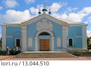 Сампсониевский собор в Санкт-Петербурге (2015 год). Редакционное фото, фотограф Александр Секретарев / Фотобанк Лори