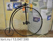Велосипед-паук (2014 год). Редакционное фото, фотограф Рута Применко / Фотобанк Лори