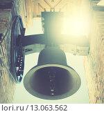 Купить «Old bell», фото № 13063562, снято 14 марта 2013 г. (c) Роман Сигаев / Фотобанк Лори