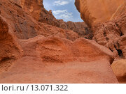 Причудливые скалы. Стоковое фото, фотограф Андрей Жуков / Фотобанк Лори