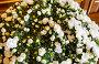 White azalea flowers bouquet, фото № 13072118, снято 24 марта 2014 г. (c) Юрий Брыкайло / Фотобанк Лори