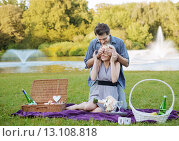 Купить «Photo presenting the romantic date», фото № 13108818, снято 19 августа 2014 г. (c) Ingram Publishing / Фотобанк Лори