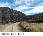 Дорога в горы. Стоковое фото, фотограф Магомедарип Ибрагимов / Фотобанк Лори