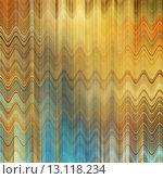 Купить «art abstract colorful zigzag geometric pattern background in gold, blue and beige colors», фото № 13118234, снято 17 августа 2018 г. (c) Ingram Publishing / Фотобанк Лори