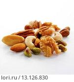 Купить «Mixed Nuts», фото № 13126830, снято 8 июля 2020 г. (c) age Fotostock / Фотобанк Лори