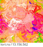 Купить «art abstract colorful chaotic waves seamless pattern in Klimt style; background in pink and rose colors», фото № 13156562, снято 16 июля 2019 г. (c) Ingram Publishing / Фотобанк Лори