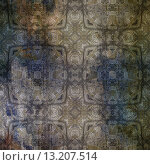 Купить «art abstract acrylic and pencil colorful background with damask pattern in grey, beige, brown and blue colors», фото № 13207514, снято 21 ноября 2019 г. (c) Ingram Publishing / Фотобанк Лори