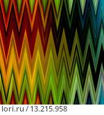 Купить «art abstract colorful zigzag geometric seamless pattern background in red, orange, gold and green colors», фото № 13215958, снято 17 августа 2018 г. (c) Ingram Publishing / Фотобанк Лори