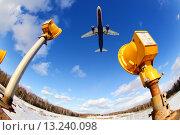 Airbus A321 Аэрофлот (2011 год). Редакционное фото, фотограф Артём Аникеев / Фотобанк Лори