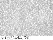 Купить «Снежный фон в серых тонах», фото № 13420758, снято 21 ноября 2015 г. (c) Икан Леонид / Фотобанк Лори