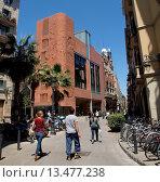 Купить «Palau de la Musica Catalana, concert hall, designed by architect Lluis Domenech i Montaner. View from street. Barcelona, Catalonia, Spain.», фото № 13477238, снято 23 апреля 2019 г. (c) age Fotostock / Фотобанк Лори
