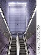 Купить «Metro, Copenhagen, Denmark, Scandinavia, Europe», фото № 13760750, снято 22 июля 2019 г. (c) age Fotostock / Фотобанк Лори
