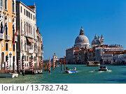 Купить «Santa Maria della Salute, Italy, Venice», фото № 13782742, снято 20 января 2020 г. (c) age Fotostock / Фотобанк Лори
