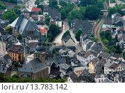 Купить «historical centre of Velbert-Langenberg, Germany, North Rhine-Westphalia, Velbert», фото № 13783142, снято 20 января 2020 г. (c) age Fotostock / Фотобанк Лори
