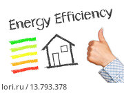 Купить «Energy Efficiency», фото № 13793378, снято 16 июня 2019 г. (c) PantherMedia / Фотобанк Лори