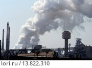 Купить «Italy, Liguria, Genoa Cornigliano, ILVA steel factory », фото № 13822310, снято 19 августа 2018 г. (c) age Fotostock / Фотобанк Лори
