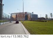 Купить «Олимпийский парк в Сочи, Адлер», фото № 13983762, снято 23 июля 2015 г. (c) Александр Фрейдин / Фотобанк Лори