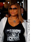 Queen Latifah - Hollywood/California/United States - ICE AGE: THE MELTDOWN FILM PREMIERE (2006 год). Редакционное фото, фотограф visual/pictureperfect / age Fotostock / Фотобанк Лори