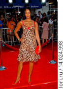 Garcelle Beauvais-Nilon - Los Angeles/California/United States - MIAMI VICE FILM PREMIERE (2006 год). Редакционное фото, фотограф visual/pictureperfect / age Fotostock / Фотобанк Лори