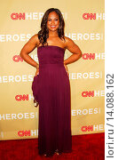 Laila Ali - Hollywood/California/United States - 2009 CNN HEROES: AN ALL-STAR TRIBUTE. Редакционное фото, фотограф visual/pictureperfect / age Fotostock / Фотобанк Лори