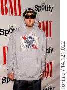 Купить «Mac Miller - Beverly Hills/CA/United States - 2012 BMI URBAN AWARDS», фото № 14121022, снято 7 сентября 2012 г. (c) age Fotostock / Фотобанк Лори