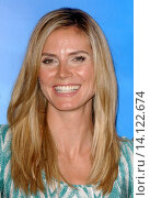 Купить «Heidi Klum - Los Angeles/California/United States - HOODWINKED TOO FILM PREMIERE», фото № 14122674, снято 16 апреля 2011 г. (c) age Fotostock / Фотобанк Лори