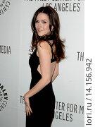 Купить «Shannon Woodward - Beverly Hills/California/United States - PALEY FEST - RAISING HOPE», фото № 14156942, снято 17 марта 2011 г. (c) age Fotostock / Фотобанк Лори