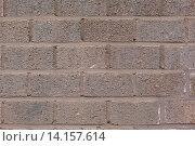 Купить «brown brick wall backdrop», фото № 14157614, снято 15 октября 2015 г. (c) Syda Productions / Фотобанк Лори