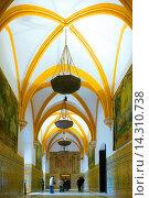 Купить «REAL ALCAZAR - SEVILLA - ANDALOUSIA - SPAIN», фото № 14310738, снято 7 апреля 2007 г. (c) age Fotostock / Фотобанк Лори