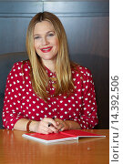 Купить «Drew Barrymore - Los Angeles/CA/United States - DREW BARRYMORE SIGNS COPIES OF HER NEW BOOK - FIND IT IN EVERYTHI», фото № 14392506, снято 15 января 2014 г. (c) age Fotostock / Фотобанк Лори
