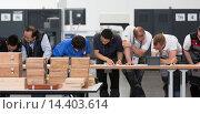 Купить «Worldskills 2013 Juror», фото № 14403614, снято 22 августа 2019 г. (c) age Fotostock / Фотобанк Лори