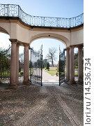 Купить «Italy, Lombardy, Varese, Biumo Superiore, Villa Menafoglio Litta Panza, FAI Fondo Ambiente Italiano property.», фото № 14536734, снято 24 августа 2019 г. (c) age Fotostock / Фотобанк Лори