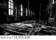 Купить «Church damaged by the flood. Interior of a church damaged by the flood of the Arno River. Florence, November 1966», фото № 14555838, снято 20 февраля 2019 г. (c) age Fotostock / Фотобанк Лори