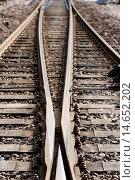 Купить «Rail shunting, Cluses, France.», фото № 14652202, снято 4 июля 2020 г. (c) age Fotostock / Фотобанк Лори