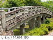 Купить «Stone bridge», фото № 14661190, снято 22 октября 2018 г. (c) age Fotostock / Фотобанк Лори
