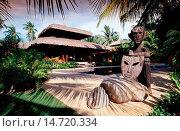 Купить «Ananyana resort, Philippines», фото № 14720334, снято 23 марта 2019 г. (c) age Fotostock / Фотобанк Лори